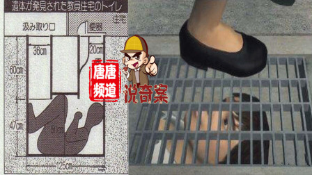 【唐唐频道说奇案】日本女老师马桶凶案!偷窥
