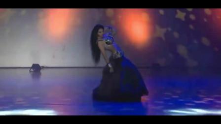 韩国肚皮舞大赛,开场明星秀,美女的舞技让人