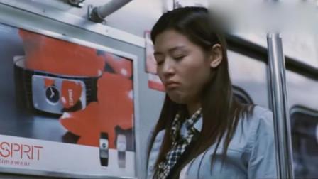 戴假发也未能逃过一劫,韩国美女吃的是泡面