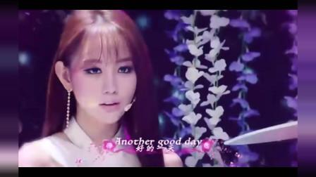 韩国最美女鼓手雅妍,这眼神你能扛几波