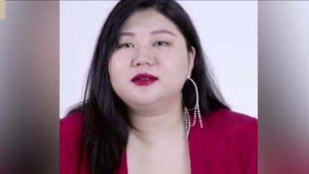 杨天真霸道女总裁,发文嫌弃自己脸太大,被网