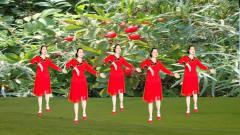 热门网络金曲广场舞《又见山里红》,好看吗?
