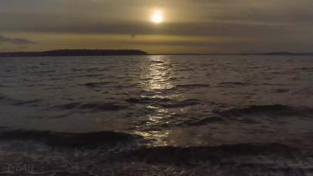 贴近大自然第十期,面向大海吹着海风,欣赏着