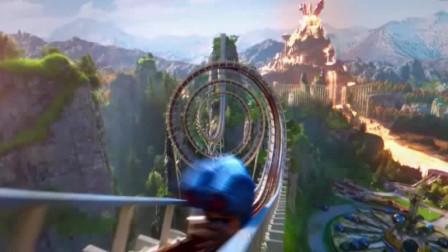 《神奇乐园历险记》是一部值得让你带小孩去电影院看的电影
