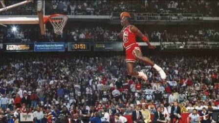 珍贵视频!乔丹跟哥哥玩篮球单挑,击败神的男人身高是亮点!