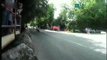 曼岛TT摩托车赛配上这音乐,戴上耳机燃炸!