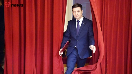 娱乐业交织政治大选:乌克兰喜剧演员和宝莱坞