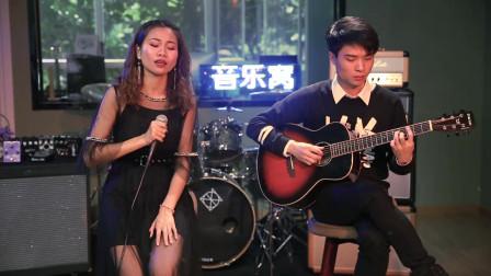 怀念张国荣《风继续吹》音乐窝吉他弹唱教学