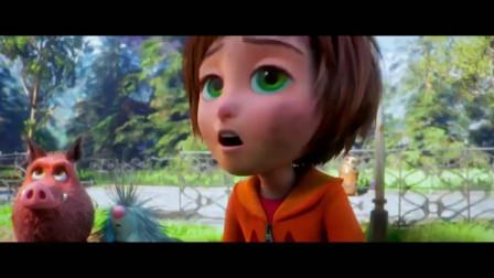 《神奇乐园历险记》电影剧情介绍多少人在童真时要一座神奇的乐园