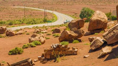 享受大自然第二十六期,行驶在公路上欣赏风景