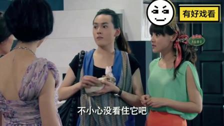 恶搞配音:一菲美嘉为了帅哥竟甩锅给小姨妈!