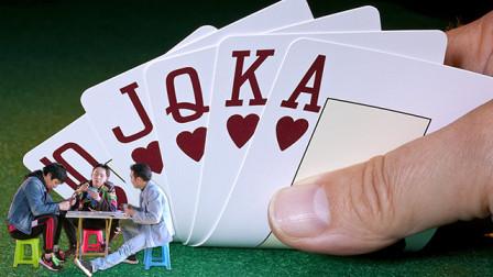 沉迷于赌博到达这个境界,看着都可怕,远离赌