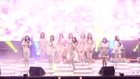 韩国女子组合WJSN,美女跳舞真带劲,舞姿气质十