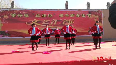 甘肃最火广场舞《天籁之爱》,12节拍附教程,减肥瘦身锻炼两不误