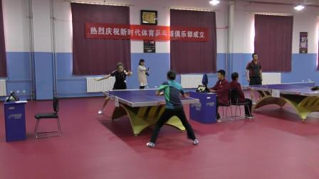 团体赛3-4名第3盘 长弓队(尤溪) vs 友谊队(光元婴