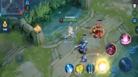 王者荣耀搞笑视频:队友效仿反蓝,结果被对面
