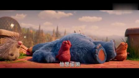 """《神奇乐园历险记》发""""呼叫布默""""预告_反差萌熊高能上线"""