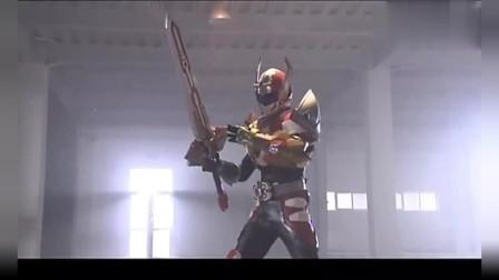 铠甲勇士 刑天最精彩的一场战斗 然而却和主角没什么关系