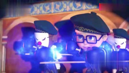 亲子搞笑动画:小萝莉的新造型,跟卡门是同款
