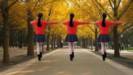 2019年热门广场舞一分不是爱歌词幽默搞笑,舞姿