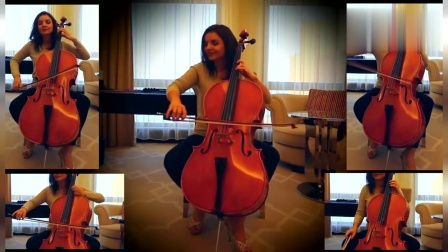 大提琴的音乐,总能让人感到安静!这首旋律很