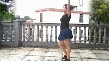 美女广场舞妈妈的舞步DJ舞曲流行唯美32步简单好