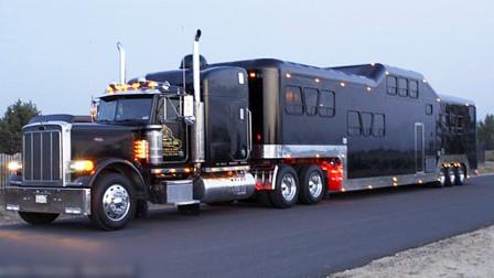 世界上最大的房车,长20多米重23吨,堪称移动的