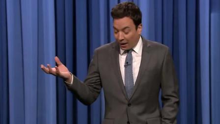 吉米今夜秀:关于泄气的球的体育争议,没有牵