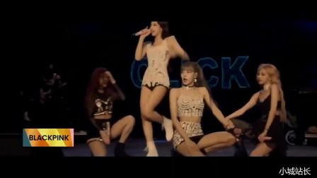 BLACKPINK在科切拉音乐节的这场表演太过于Slay了