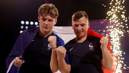 FIFA电竞世界杯法国夺冠 中国队小组垫底未出线