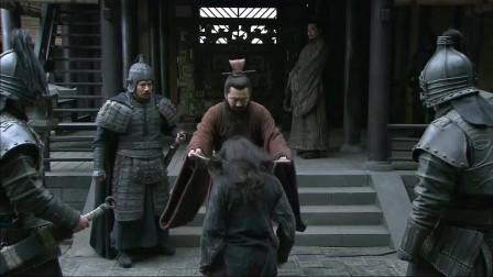 《三国》曹操得知此人是张辽,曹操连忙亲自给他松绑,将猛将张辽收于麾下
