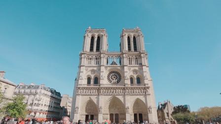 历经853年的巴黎圣母院,火灾之前真的好美啊!