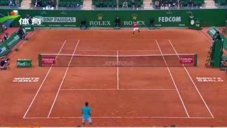 德约科维奇晋级ATP蒙特卡洛大师赛第三轮 正午体