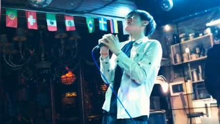 上场就是王炸的酒吧歌手,开口就唱的这么好,