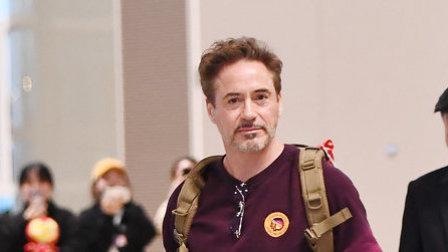 """""""钢铁侠""""被曝返回美国 因上海机场拒绝专机入"""
