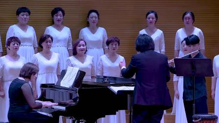 "《Ave Maria》——兰州""林之旅""合唱团2019春之声"