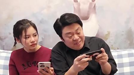 搞笑视频:祝晓晗:有一个视而不见的老爸是什