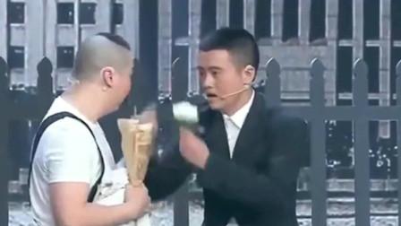欢乐喜剧人5:默剧大师叶逢春,经典音乐一起,