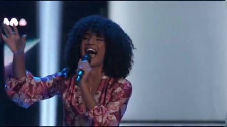 美国好声音合辑,这个视频告诉你黑人的音乐天