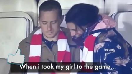 体育赛场上的各种搞笑画面,让你一次笑个够