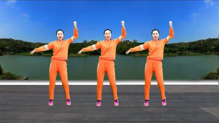 劲爆减肥瘦身操正面演示,动感时尚,适合需要减肥瘦身的人群