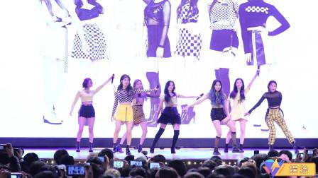 韩国美女:韩国少女团激情热舞,都好漂亮啊