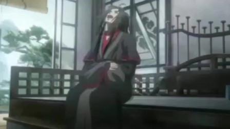 魔道祖师:道友看完扶着墙走,音乐太卡点了