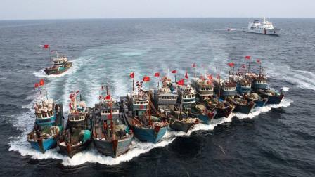 渔民的机会来了?局座:谁捞到日本坠海F35算谁
