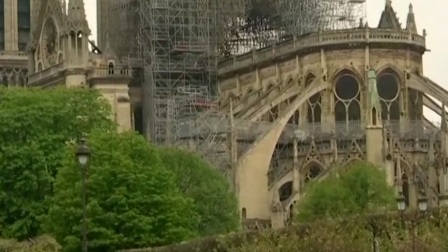 法国慈善音乐会为巴黎圣母院募捐,贡献自己的