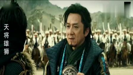 天将雄狮-龙叔和美女进行武功对决,很精彩的武