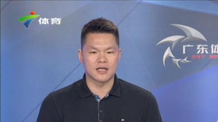 粤疆大战在即  朱芳雨坐客演播室前瞻总决赛