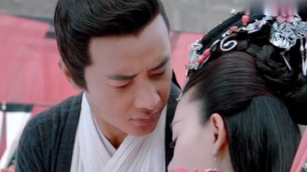 纣王看见杨戬抱妲己,要将他处死,不料美女拿