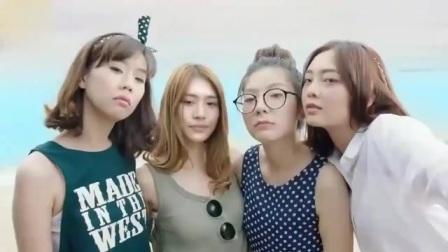 创意广告:看看泰国美女是如何拍照的,缺了什