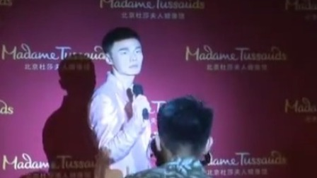 北京杜莎夫人蜡像馆迎来创作型才子李荣浩入驻